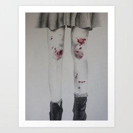 Hamartia  Art Print