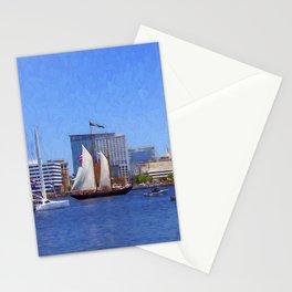 Harborfest 2017 Stationery Cards