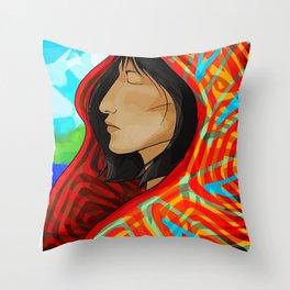 Kuna Brisa Throw Pillow