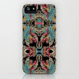 enter the dragon iPhone Case