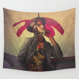 Mister Mistery Wall Tapestry