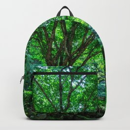 The Greenest Tree Backpack