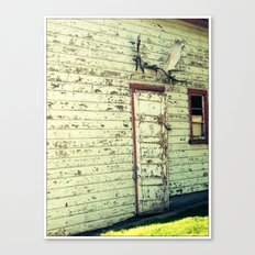Don't Forget About Me Canvas Print