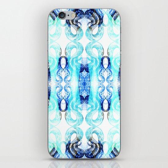 Serpentine Delft iPhone & iPod Skin