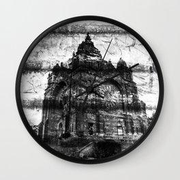 Basilica of Santa Luzia Wall Clock