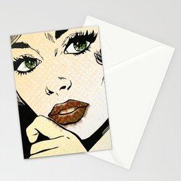 Pop Art Stationery Cards