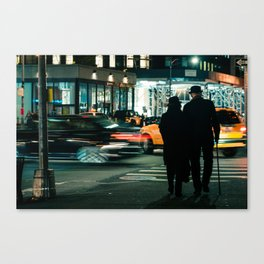Fast Times Canvas Print