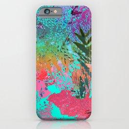 Tropical Hallucinations iPhone Case