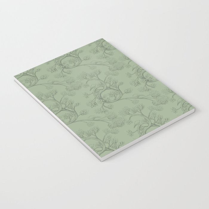 The Night Gardener - Endpapers Notebook