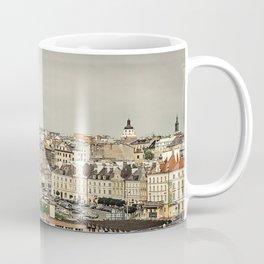 Panorama of Lublin Coffee Mug