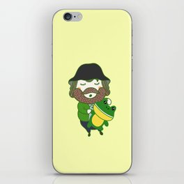 Jim iPhone Skin