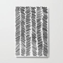Simone II Metal Print