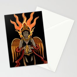 Eternity: Hotaru--Fire Goddess Stationery Cards