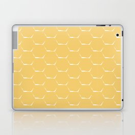 Calm honeycomb Laptop & iPad Skin
