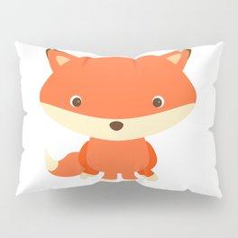 Cute Baby Fox Pillow Sham