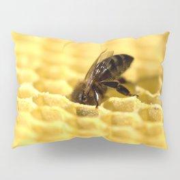Licking bee Pillow Sham