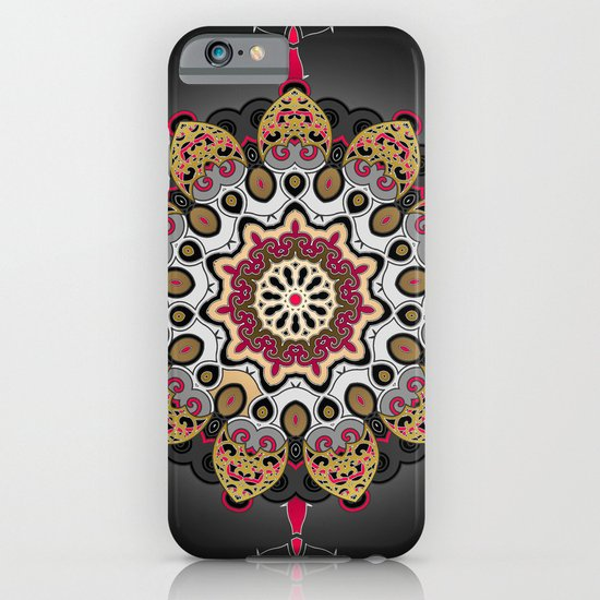 Mix&Match Arabian Nights 3 iPhone & iPod Case