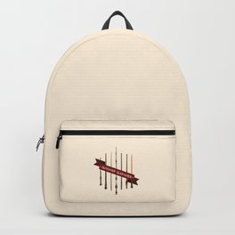Mischief Managed Backpack