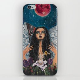 Mother Nature Angel iPhone Skin