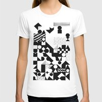grid T-shirts featuring GRID by Matt Scobey