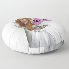Dragnation Season 3 - Lucy Flawless- SA Floor Pillow