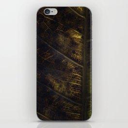 Leaf Three iPhone Skin