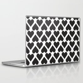 Hearts Delight Pattern Laptop & iPad Skin