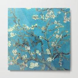 almond blossom van gogh Metal Print