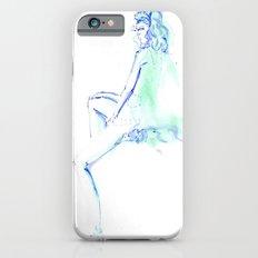 Blue in Green  iPhone 6s Slim Case