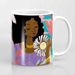 Daisy in April Coffee Mug