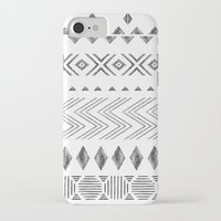 nordic iPhone & iPod Cases featuring NORDIC by Annet Weelink Design