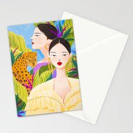 Garden Day Stationery Cards