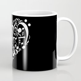 Invert Music love Coffee Mug