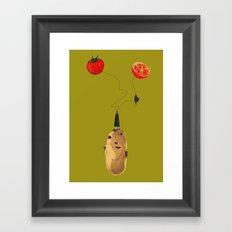 Mp3 Framed Art Print