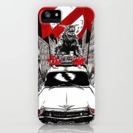 Who ya gonna call? iPhone Case