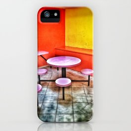 The Waiting Room iPhone Case