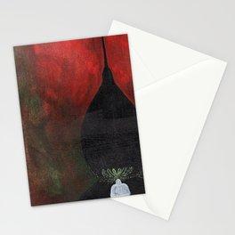 Orquídea Negra Stationery Cards
