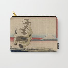 Kōnodai tonegawa Appa Carry-All Pouch