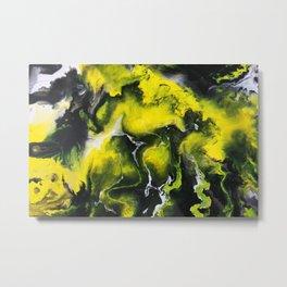 Acid Trip Metal Print