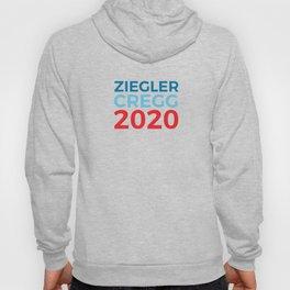 Toby Ziegler CJ Cregg 2020 / The West Wing Hoody