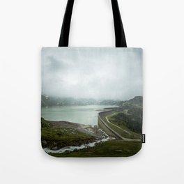 Pitztal Tote Bag