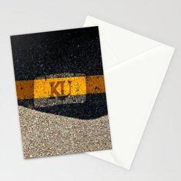 Rock Chalk Sidewalk Stationery Cards