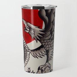 Águila nopal serpiente Travel Mug