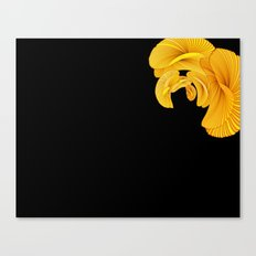 Datadoodle Gold Canvas Print