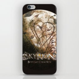 Beyond Creation CD cover iPhone Skin