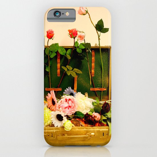 Travel happiness iPhone & iPod Case