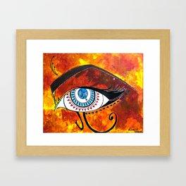 Ra Framed Art Print