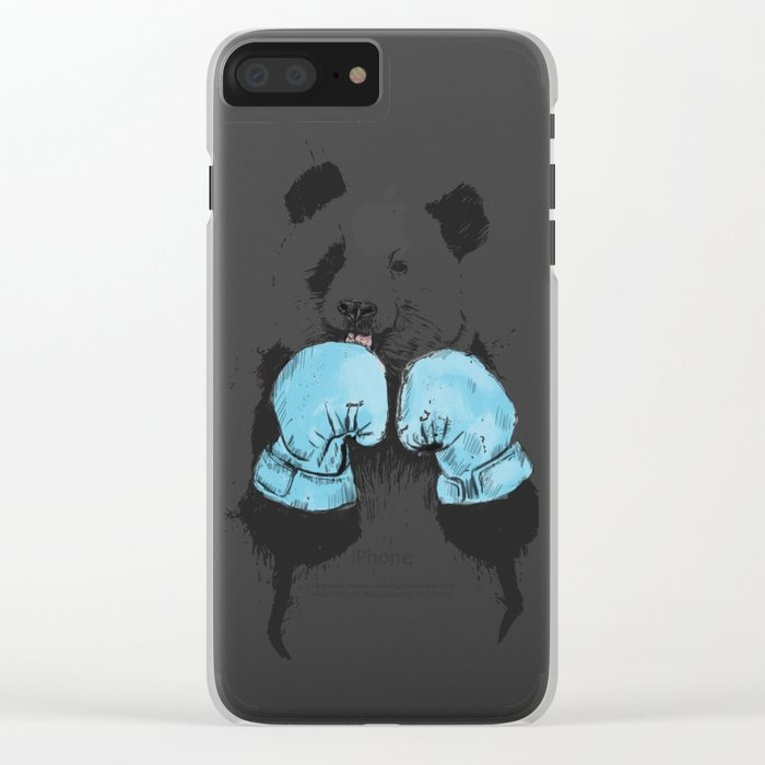 the winner Clear iPhone Case