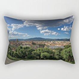 Florence Panorama Rectangular Pillow