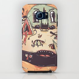 Pleased To Meet You iPhone Case